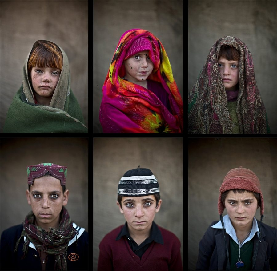 Muhammed Muheisen / AP