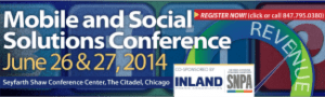 Mobile and Social Solutions Conference banner ad