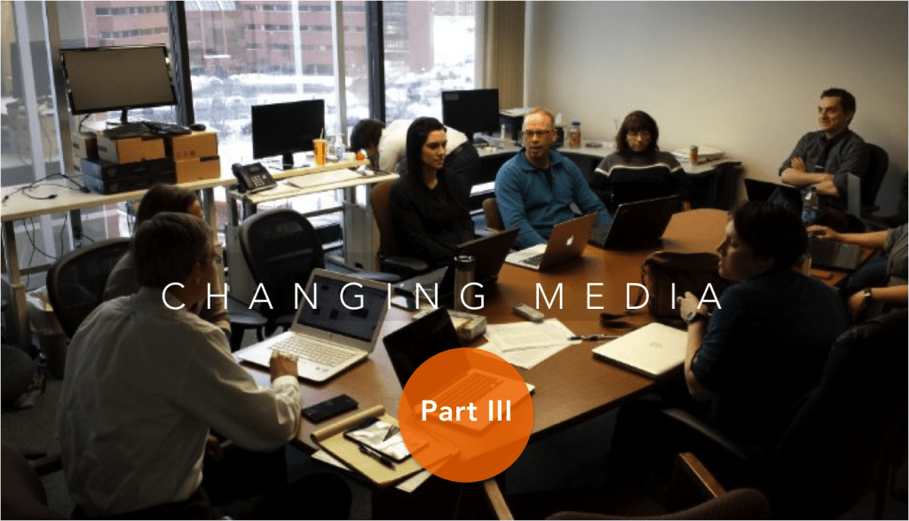 How We're Changing the Newspaper Industry