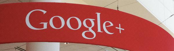 Get on Google+