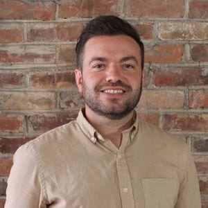 Tom Tash, Marketing Manager