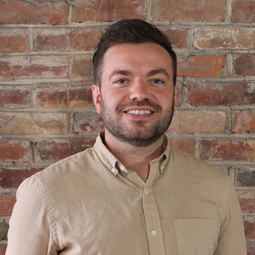 Tom Tash, Marketing Manager