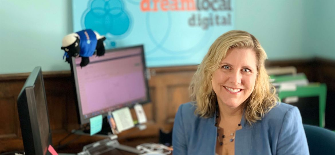 Shannon Kinney Dream Local Digital Marketing Agency startups