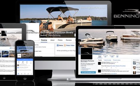 Bennington Pontoon Boats – National Boat Manufacturer