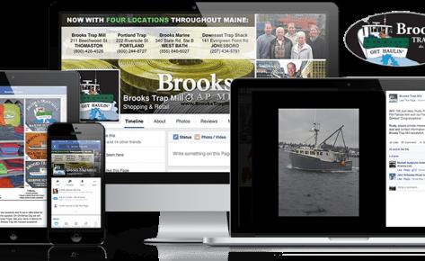Brooks Trap Mill – National Lobster Trap Manufacturer