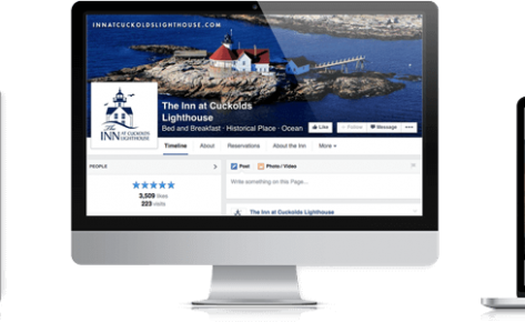 Inn at Cuckolds Lighthouse – Historic Luxury Inn