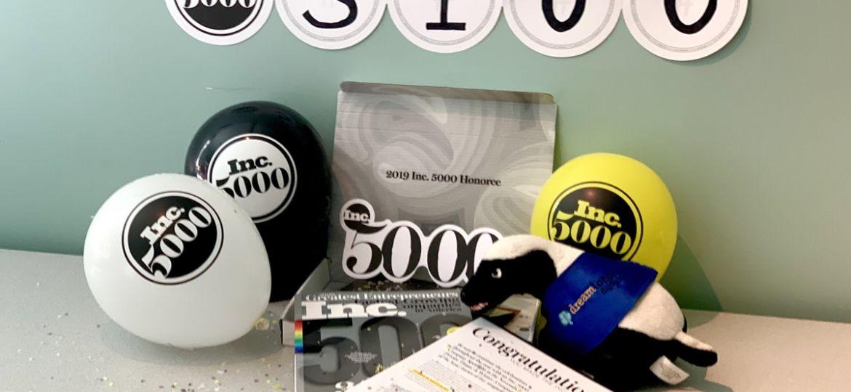 Dream Local Digital Inc. 5000 List 2019