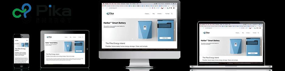 pika solar energy marketing case study